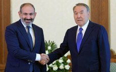 Meeting with Nikol Pashinyan, Prime Minister of Armenia