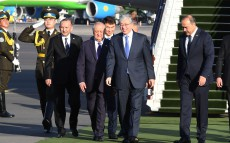 State visit to the Republic of Uzbekistan