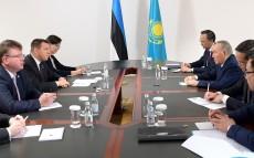 Meeting with Prime Minister of Estonia Jüri Ratas
